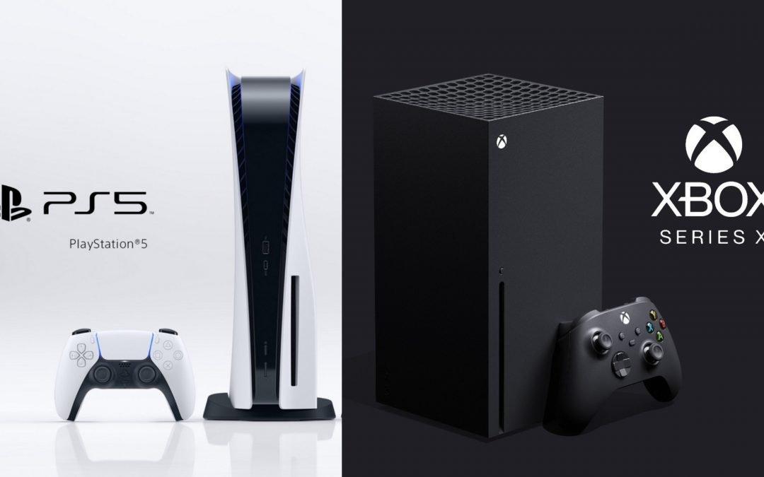 PS5 vs Xbox Series S/X