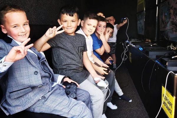 Irelands Number 1 Gaming Van